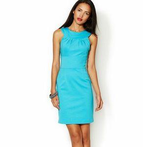 Trina Turk | Etiquette Dress in Sky Blue 4